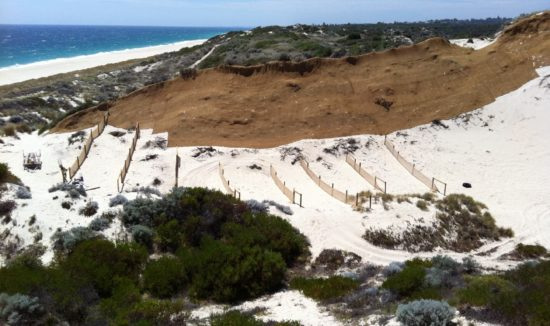 Swanbourne Dune Blowout